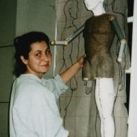 Rosario Alarcon, accessoiriste à la Comédie Française