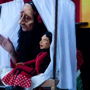 Doña Paca - Spectacle de marionnettes par le Théâtre de Carton