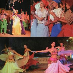 Création de costumes et décors