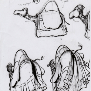 Création de masques et de sculptures